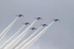 のんびりこまきさんが、岐阜基地で撮影した航空自衛隊 T-4の航空フォト(写真)