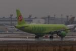 木人さんが、成田国際空港で撮影したS7航空 A320-214の航空フォト(写真)