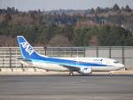 鷹71さんが、成田国際空港で撮影したANAウイングス 737-5L9の航空フォト(写真)
