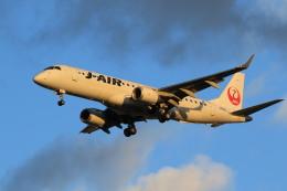 rokko2000さんが、伊丹空港で撮影したジェイ・エア ERJ-190-100(ERJ-190STD)の航空フォト(写真)