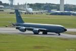 やまちゃんKさんが、嘉手納飛行場で撮影したアメリカ空軍 KC-135R Stratotanker (717-148)の航空フォト(写真)