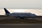 ワーゲンバスさんが、中部国際空港で撮影したボーイング 747-4H6(LCF) Dreamlifterの航空フォト(写真)