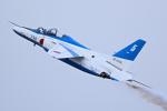 いえでんさんが、岐阜基地で撮影した航空自衛隊 T-4の航空フォト(写真)