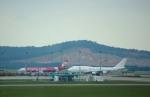 KAZKAZさんが、クアラルンプール国際空港で撮影したフライナス 747-4F6の航空フォト(写真)