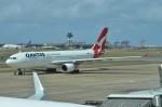 amagoさんが、シドニー国際空港で撮影したカンタス航空 A330-202の航空フォト(写真)