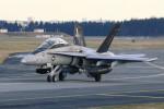 マリオ先輩さんが、横田基地で撮影したアメリカ海兵隊 F/A-18D Hornetの航空フォト(写真)