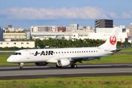 zero1さんが、伊丹空港で撮影したジェイ・エア ERJ-190-100(ERJ-190STD)の航空フォト(写真)
