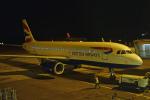ktaroさんが、エディンバラ空港で撮影したブリティッシュ・エアウェイズ A320-232の航空フォト(写真)