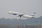 pringlesさんが、チューリッヒ空港で撮影したエル・アル航空 737-85Pの航空フォト(写真)