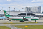 kix-boobyさんが、関西国際空港で撮影したエバー航空 A330-203の航空フォト(写真)