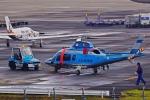 うらしまさんが、高松空港で撮影した大分県警察 A109E Powerの航空フォト(写真)
