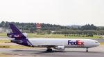 Yuta.Mさんが、成田国際空港で撮影したフェデックス・エクスプレス MD-11Fの航空フォト(写真)