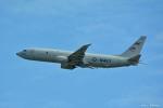 やまちゃんKさんが、嘉手納飛行場で撮影したアメリカ海軍 P-8A (737-8FV)の航空フォト(写真)