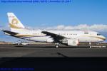 Chofu Spotter Ariaさんが、羽田空港で撮影したリライアンス・インダストリーズ A319-115CJの航空フォト(飛行機 写真・画像)