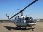 fortnumさんが、入間飛行場で撮影したアメリカ空軍 UH-1Nの航空フォト(写真)
