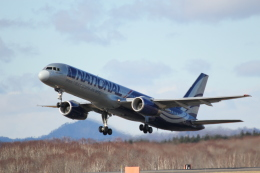sakanayahiroさんが、釧路空港で撮影したナショナル・エアラインズ 757-28Aの航空フォト(写真)