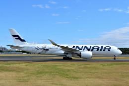 トロピカルさんが、成田国際空港で撮影したフィンエアー A350-941XWBの航空フォト(写真)