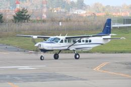 daisuke.aさんが、花巻空港で撮影した学校法人ヒラタ学園 航空事業本部 208B Grand Caravanの航空フォト(写真)