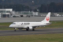 daisuke.aさんが、花巻空港で撮影したジェイ・エア ERJ-170-100 (ERJ-170STD)の航空フォト(写真)