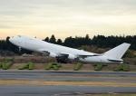 じーく。さんが、成田国際空港で撮影したアトラス航空 747-4B5F/ER/SCDの航空フォト(飛行機 写真・画像)