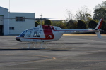 NIKKOREX Fさんが、群馬ヘリポートで撮影した朝日航洋 206B JetRanger IIの航空フォト(写真)