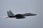 徳兵衛さんが、岐阜基地で撮影した航空自衛隊 F-15DJ Eagleの航空フォト(写真)