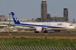 テクノジャンボさんが、成田国際空港で撮影した全日空 787-9の航空フォト(写真)