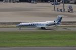 yoshi_350さんが、羽田空港で撮影した海上保安庁 G-V Gulfstream Vの航空フォト(写真)
