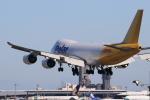 多楽さんが、成田国際空港で撮影したポーラーエアカーゴ 747-87UF/SCDの航空フォト(写真)
