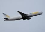 じーく。さんが、成田国際空港で撮影したエアロ・ロジック 777-FZNの航空フォト(写真)