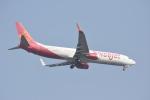 Kilo Indiaさんが、チャトラパティー・シヴァージー国際空港で撮影したスパイスジェット 737-9GJ/ERの航空フォト(写真)
