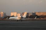 ジャンクさんが、羽田空港で撮影したウィルミントン・トラスト・カンパニー G-V-SP Gulfstream G550の航空フォト(写真)