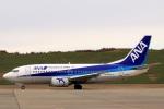 ドリさんが、福島空港で撮影したANAウイングス 737-5L9の航空フォト(写真)