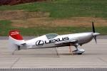ドリさんが、福島空港で撮影したパスファインダー EA-300SCの航空フォト(写真)