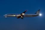 地主さんが、成田国際空港で撮影したシンガポール航空 777-312/ERの航空フォト(写真)