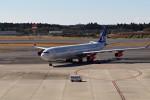 GRX135さんが、成田国際空港で撮影したスカンジナビア航空 A340-313Xの航空フォト(写真)