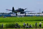 Mizuki24さんが、龍ケ崎飛行場で撮影したゼロエンタープライズ Zero 22/A6M3の航空フォト(写真)