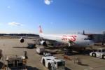 GRX135さんが、成田国際空港で撮影したスイスインターナショナルエアラインズ A340-313Xの航空フォト(写真)