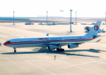 takamaruさんが、中部国際空港で撮影した中国東方航空 A340-313Xの航空フォト(写真)