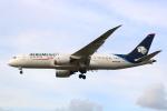 Koba UNITED®さんが、ロンドン・ヒースロー空港で撮影したアエロメヒコ航空 787-8 Dreamlinerの航空フォト(写真)