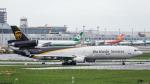 2wmさんが、台湾桃園国際空港で撮影したUPS航空 MD-11Fの航空フォト(写真)