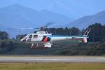 トールさんが、静岡空港で撮影した中日本航空 AS350B Ecureuilの航空フォト(写真)