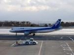 よんすけさんが、函館空港で撮影した全日空 A320-211の航空フォト(写真)