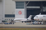 msrwさんが、成田国際空港で撮影したウィルミントン・トラスト・カンパニー BD-700-1A10 Global 6000の航空フォト(写真)