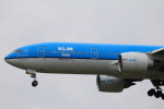 msrwさんが、成田国際空港で撮影したKLMオランダ航空 777-206/ERの航空フォト(写真)