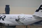 msrwさんが、成田国際空港で撮影したフィンエアー A350-941XWBの航空フォト(写真)