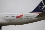 msrwさんが、成田国際空港で撮影したLOTポーランド航空 787-8 Dreamlinerの航空フォト(写真)