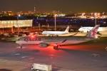 おかめさんが、羽田空港で撮影したカタール航空 A350-941XWBの航空フォト(写真)