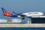 よっしぃさんが、関西国際空港で撮影したエアカラン A330-202の航空フォト(写真)