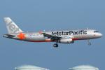 よっしぃさんが、関西国際空港で撮影したジェットスター・パシフィック A320-232の航空フォト(写真)
